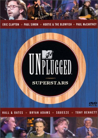 Superstars - MTV Unplugged by Sony