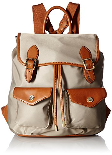 Tommy Hilfiger Handbag s Women s Backpack Mabel Smooth Nylon