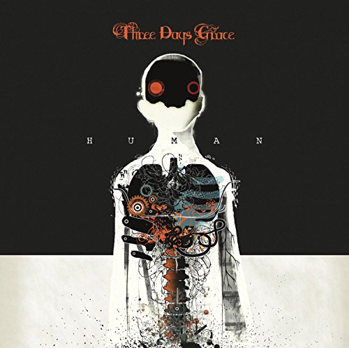 Human (Three Days Grace Cd)