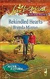 Rekindled Hearts, Brenda Minton, 0373814267