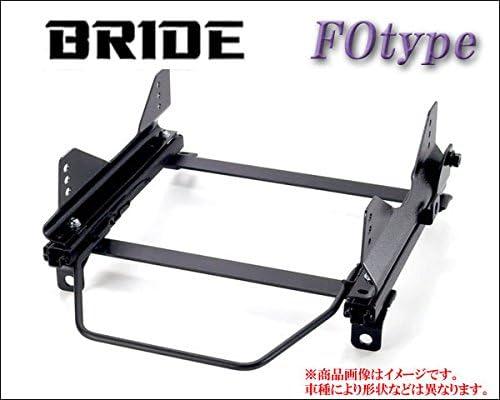 【左座席用】[BRIDE_FOタイプ]ST202_ST203_ST205 セリカ用ブリッド純正シートレール<車検対応>(フルバケ用)