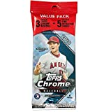 Topps 2018 Chrome Baseball Value Pack