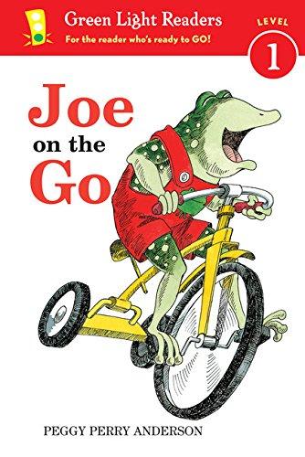JOE ON THE GO (Green Light Readers Level 1)