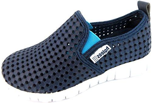 Original Marine bleu Baskets Chaussures Holees Enfants UwvYxq