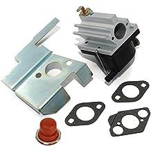 HIFROM New Replace Carburetor carb for Tecumseh 632671 632671C VLV40 VLV50 VLV55 VLV60 VLV126 Engines with Primer Bulb 36045A