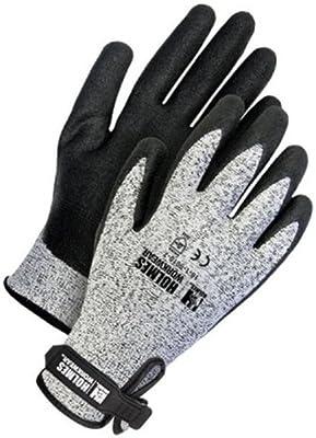 Grey Bob Dale 16-1-9010-11 Holmes Program Glove with Dynamo Cut Resistant 5 Size 11
