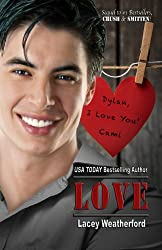 LOVE (Crush series Book 3) (English Edition)