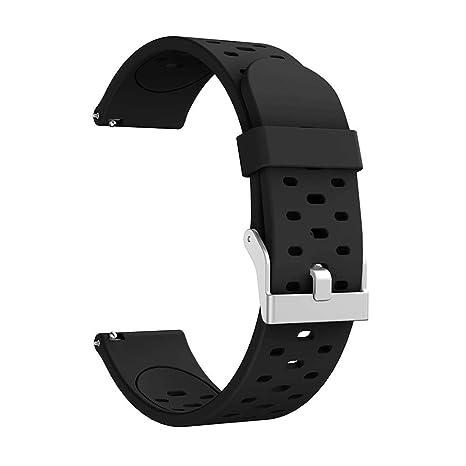 arthomer Edición De La Juventud De Hua Mi Watch,Ligero Ventilar Pulsera De Pulsera para Huami Amazfit Bip Juventud Watch, Dos Tonos Transpirable