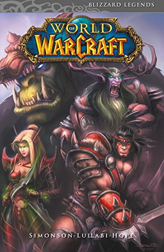 libros sobre world of warcraft