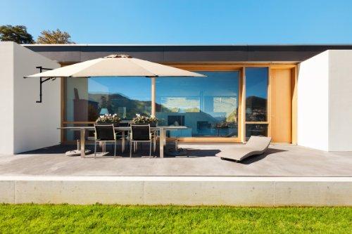 ampelschirm mit wandhalterung bestseller shop mit top marken. Black Bedroom Furniture Sets. Home Design Ideas