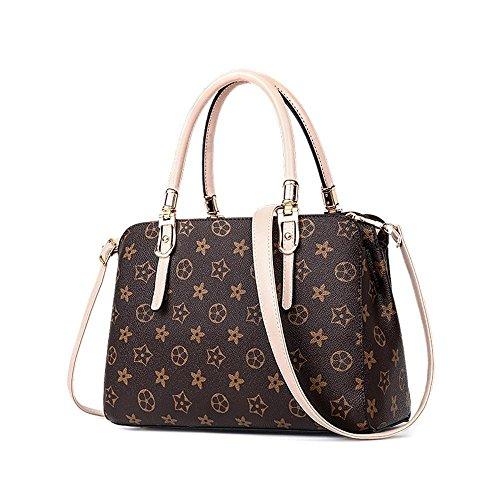 Aoligei Sac pour femme Fashion treillis, sac pour sac à main femme H