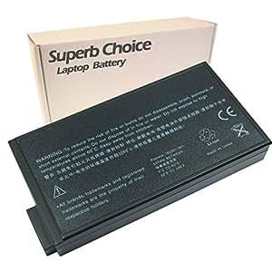 Superb Choice - batería de 8 celdas para portátil COMPAQ NC6000-PD470AA NC6000-PD644S NC6000-PD669PA NC6000-PD861UC