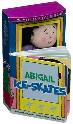 Abigail Ice-Skates with Doll -