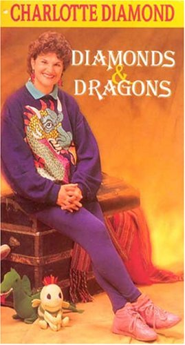 Diamonds and Dragons [VHS]