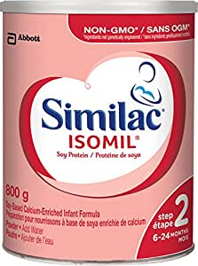 Isomil Non Omega Powder Step 2, 800g