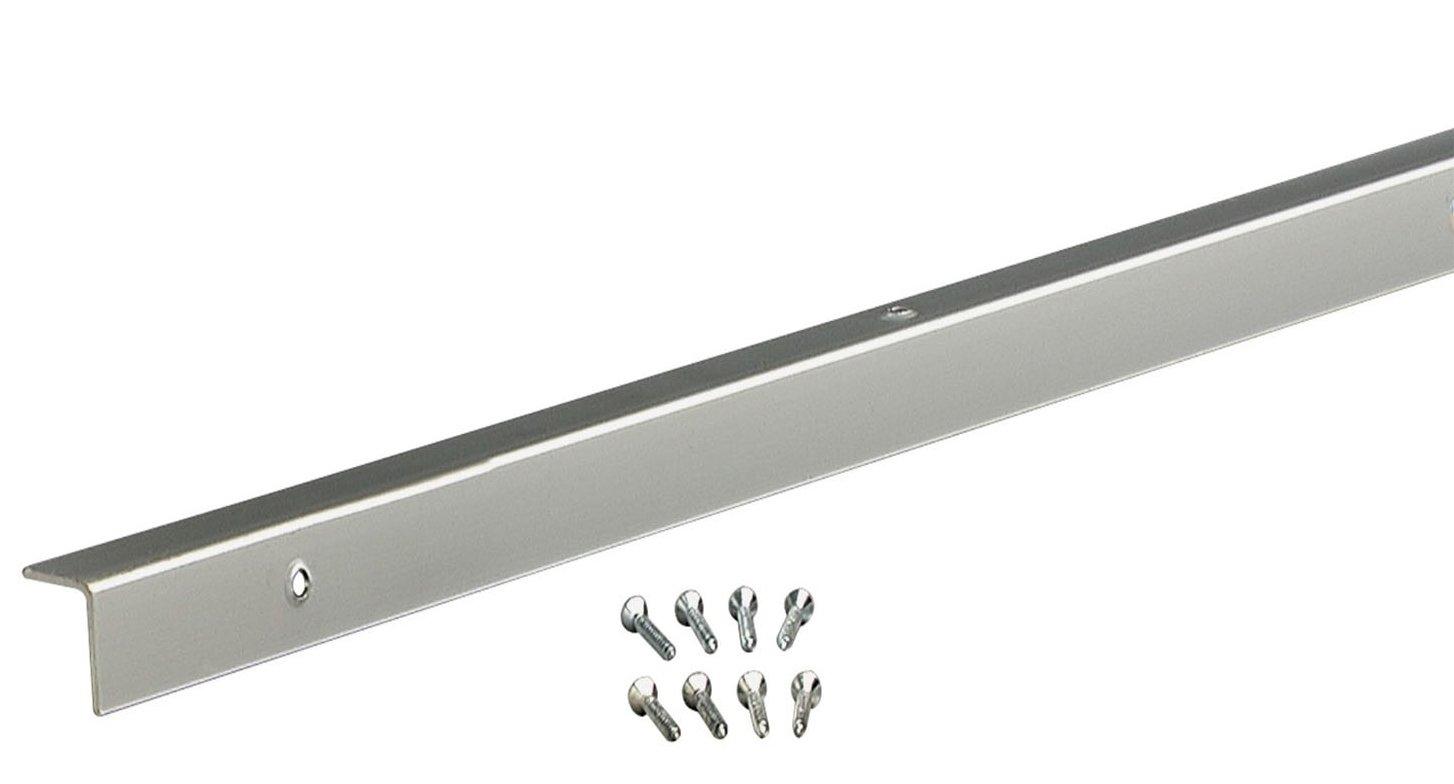 M-D 70367 96'' Anodized Aluminum Corner Molding by M-d Products