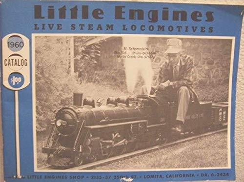 - Little Engines: Live Steam Locomotives Catalog
