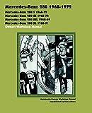 MERCEDES-BENZ 280 1968-1972 OWNERS WORKSHOP MANUAL