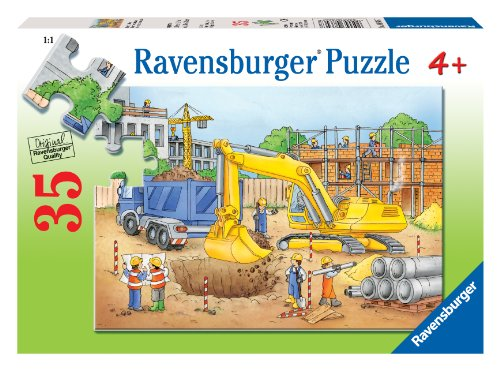 Ravensburger Busy Builders - 3…