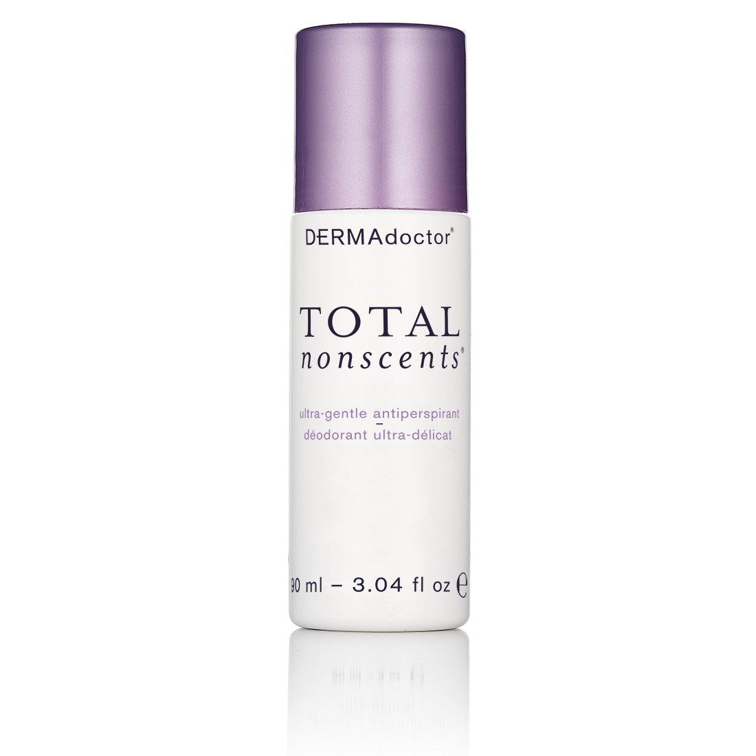 DERMAdoctor Total Nonscents Ultra-Gentle Antiperspirant, 3 fl. oz.