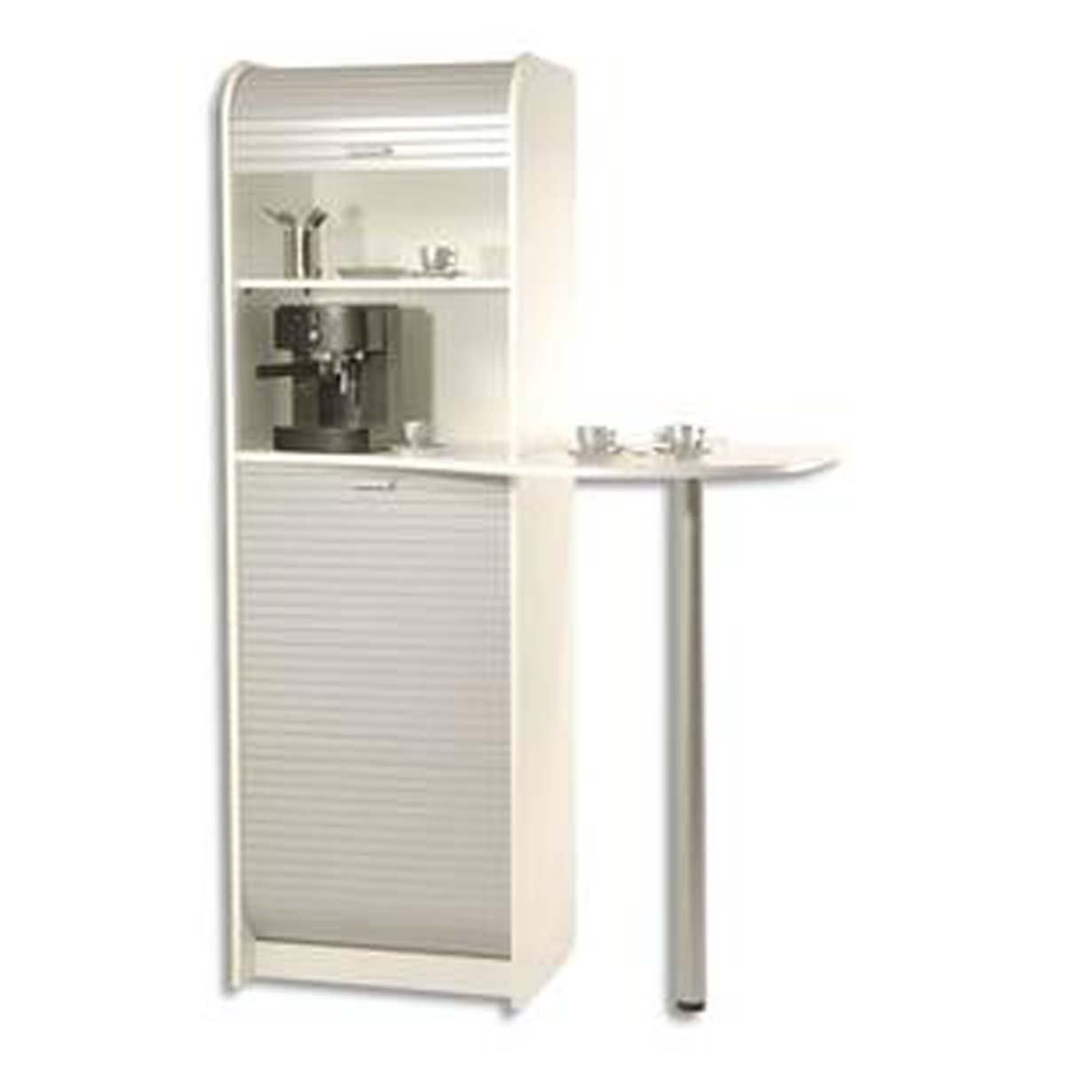 Mueble de almacenaje para cafetera eléctrica y horno ...