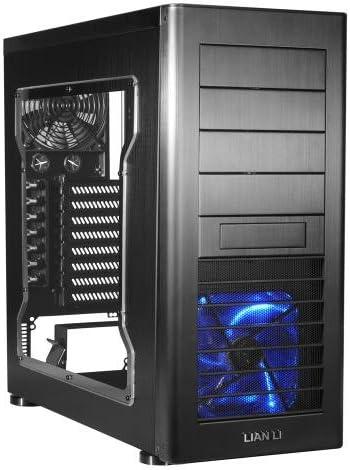 Lian Li Pc 60fnwx Midi Tower Pc Gehäuse Atx Schwarz Computer Zubehör