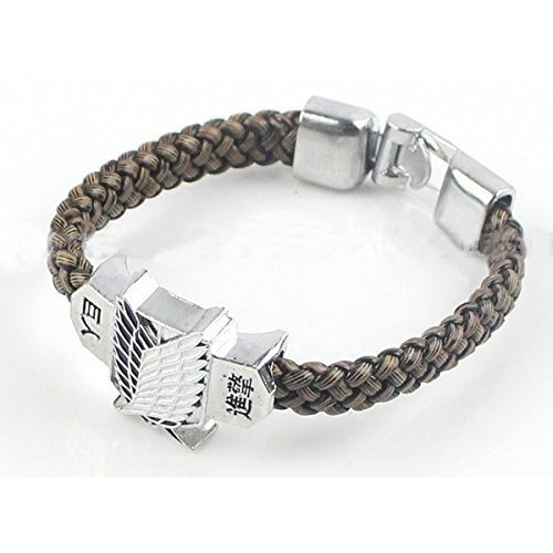 Attack on Titan Punk Bracelet