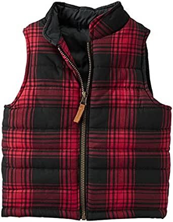 Carter's Boys' Woven Layering 243g628, Plaid, 2T