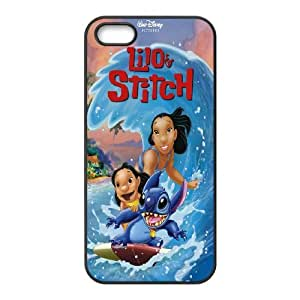 Wholesale Cheap Phone Case For Iphone 5c -Lovely Stitch,Ohana Means Family-LingYan Store Case 9