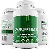 _Muscle TEX CARALLUMA Green Series –Gluten Free,Vegan Friendly, Non GMO,Caralluma Fimbriata 1200mg – Extra Pure – Caralluma Fimbriata Extract – Caralluma Max – Weight Loss for Men & Women For Sale