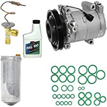 Universal Air Conditioner KT 1723 A/C Compressor and Component Kit