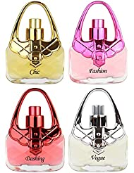 Beach Gal Mini Handbag Body Mist Spray Collection, Perfect...