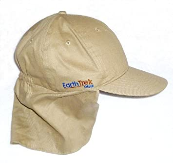 8c1e20a9427 Flap Cap Outdoor Sun Neck Shade Hat  Amazon.co.uk  Sports   Outdoors