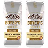 French Vanilla Flavored Coffee Whole Review