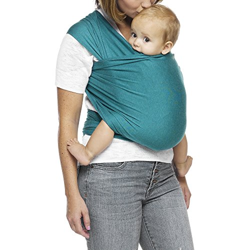 Moby MWB TEAL Wrap Evolution Teal