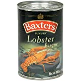 Baxters Luxury Soups, Lobster Bisque, 14.5-Ounce Cans (Pack of 12)