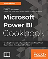 Microsoft Power BI Cookbook Front Cover