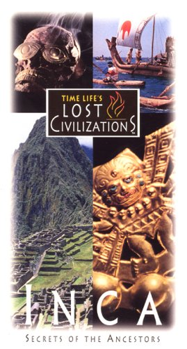 Amazon.com: Inca: Secrets of the Ancestors [VHS]: Lost ...