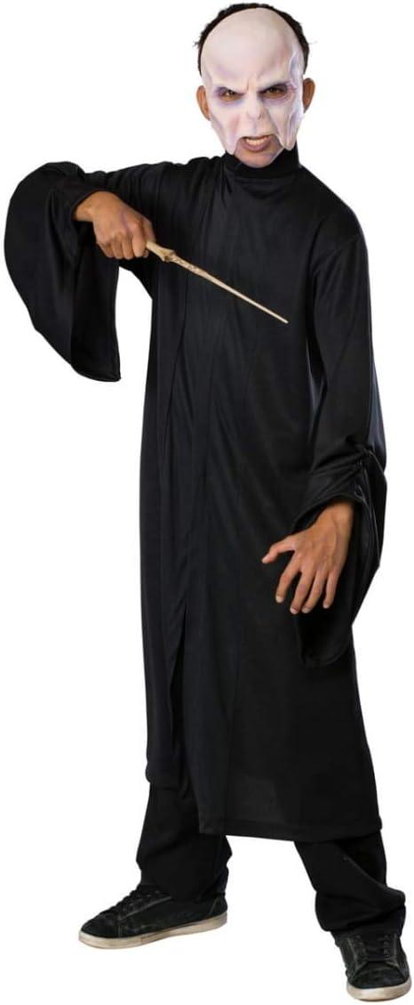 Horror-Shop Disfraz de Voldemort para niños L: Amazon.es: Juguetes ...