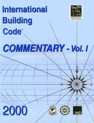 Read Online International Building Code Commentary (Volume 1) ebook