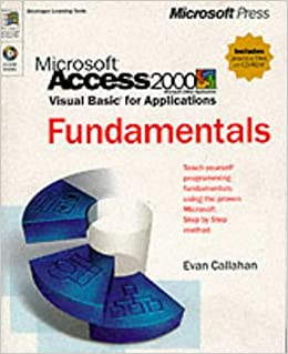 Microsoft Access 2000/Visual Basic for Applications Fundamentals