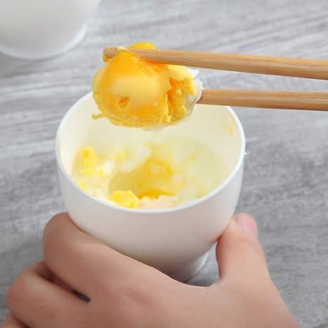 UPKOCH Escalfador de huevos - 2 piezas cocinar huevos escalfados Taza de huevos Sartén escalfadora de huevos Escalfador para microondas de huevos