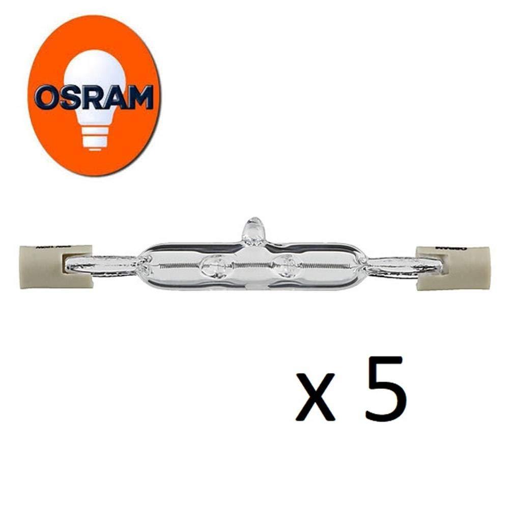 Osram 64690 Haloline ECO 80w Halogen Bulb 78 mm Pack of 5