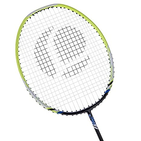 0f4a99396 Buy ARTENGO BR750 ADULT BADMINTON RACKET - BLACK Online at Low Prices in  India - Amazon.in
