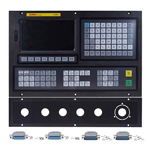 XC809M 6 Axis USB CNC Control System Motion Controller FANUC G-code Support Offline Milling Boring Tapping Drilling Feeding (6 Axis)