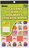 Best Eureka Books 3 Year Olds - Eureka Seasons and Holidays Sticker Book Review