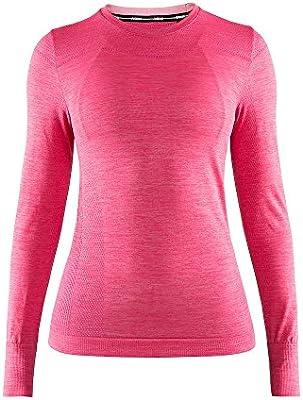 Craft fuseknit Comfort Cuello Redondo M Larga Dama/ /Camiseta de Running de Mujer Color Mujer
