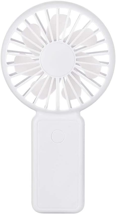 Portable Desktop Fan with USB Charging Office Outdoor Travel Home Silent Fan Smdoxi Portable Handheld Mini Fan