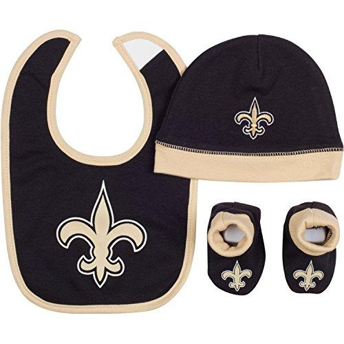 Gerber Baby Orleans Saints bootie