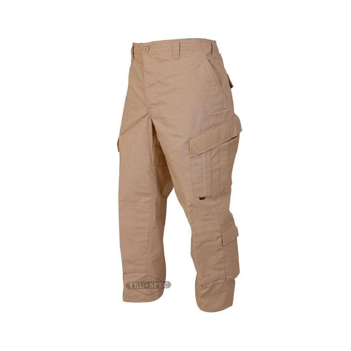 Tru-Spec 1271004 Poly Cotton Ripstop T.R.U. Pants Coyote TS1268-1312